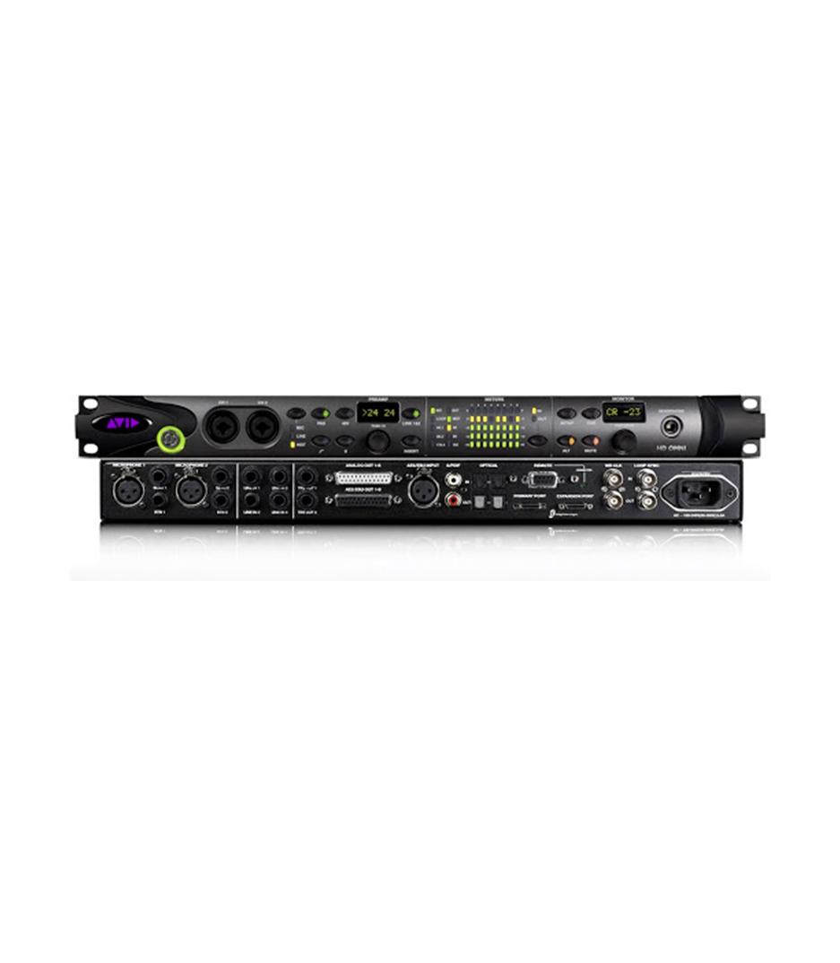 NMK Dubai - Avid Pro Audio - HD OMNI