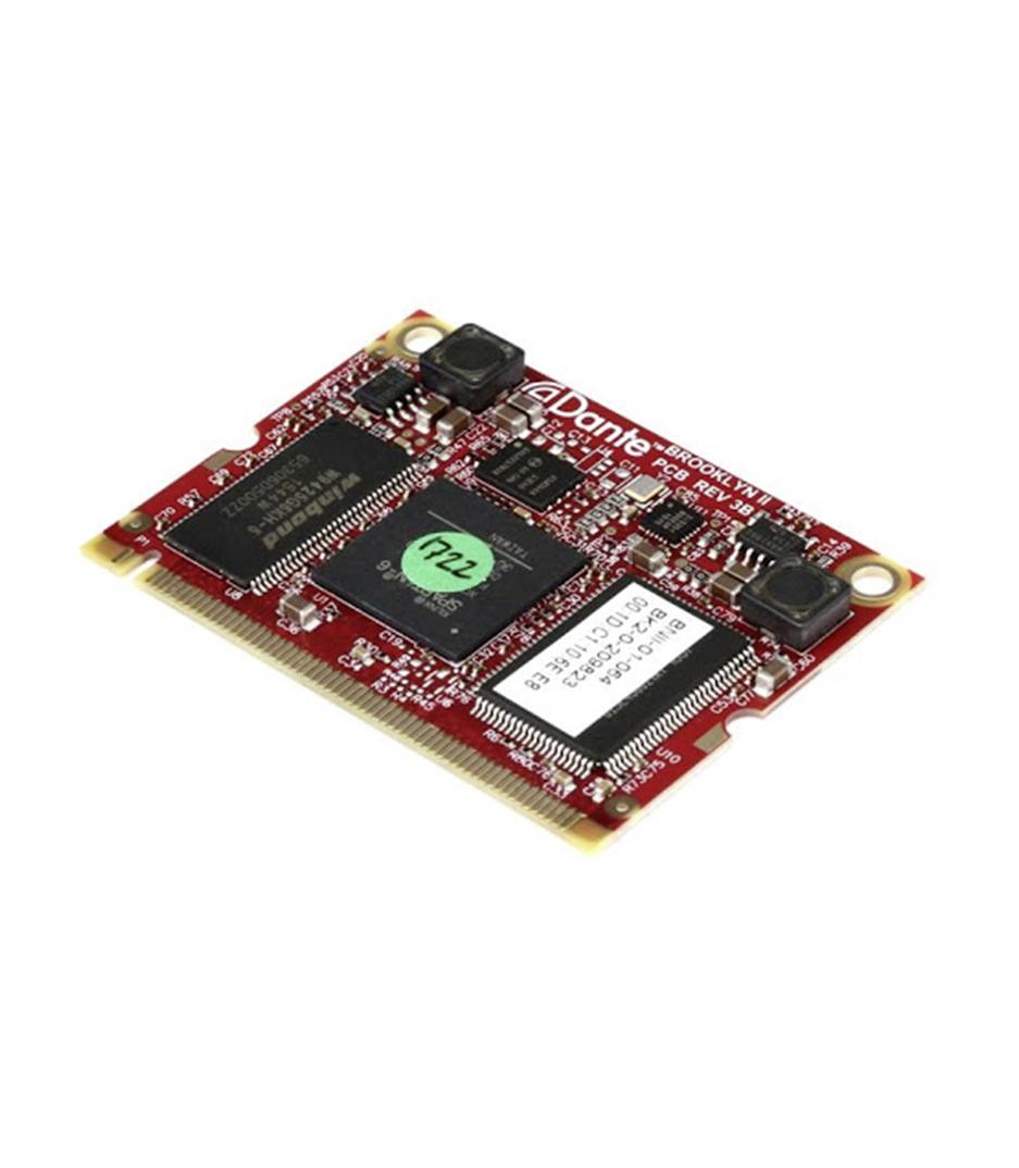 9900 71255 00 Pro Tools MTRX 64 channel IP Audio D