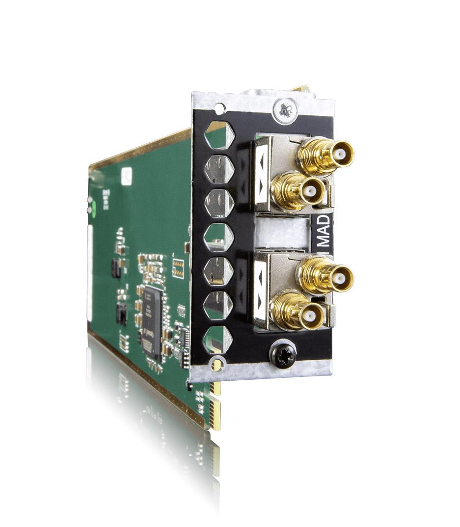 Pro Tools MTRX Dual MADI IO Card wo SFP - Buy Online