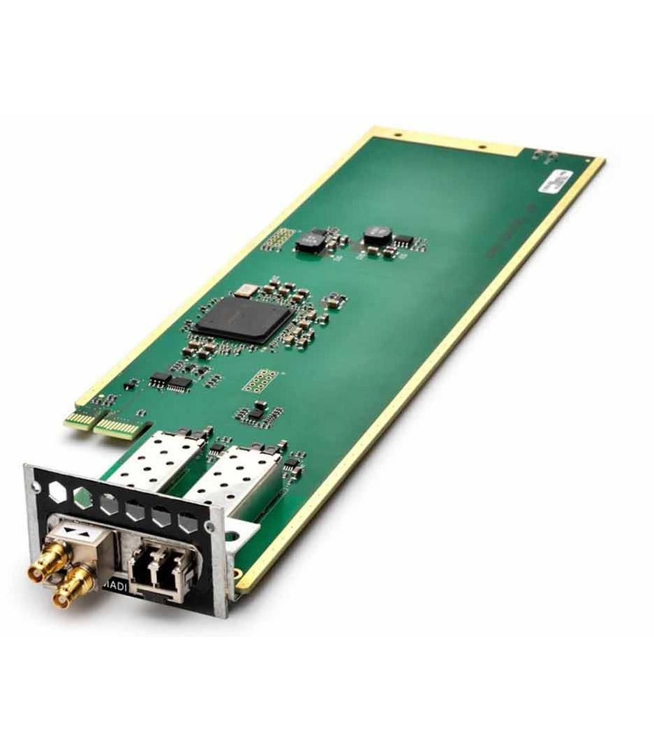 Pro Tools MTRX Dual MADI IO Card wo SFP