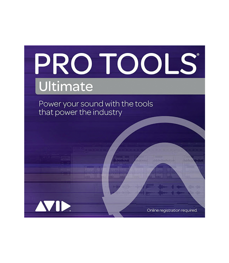 9935 71832 00 Boxed Pro Tools Ultimate Perpetual L