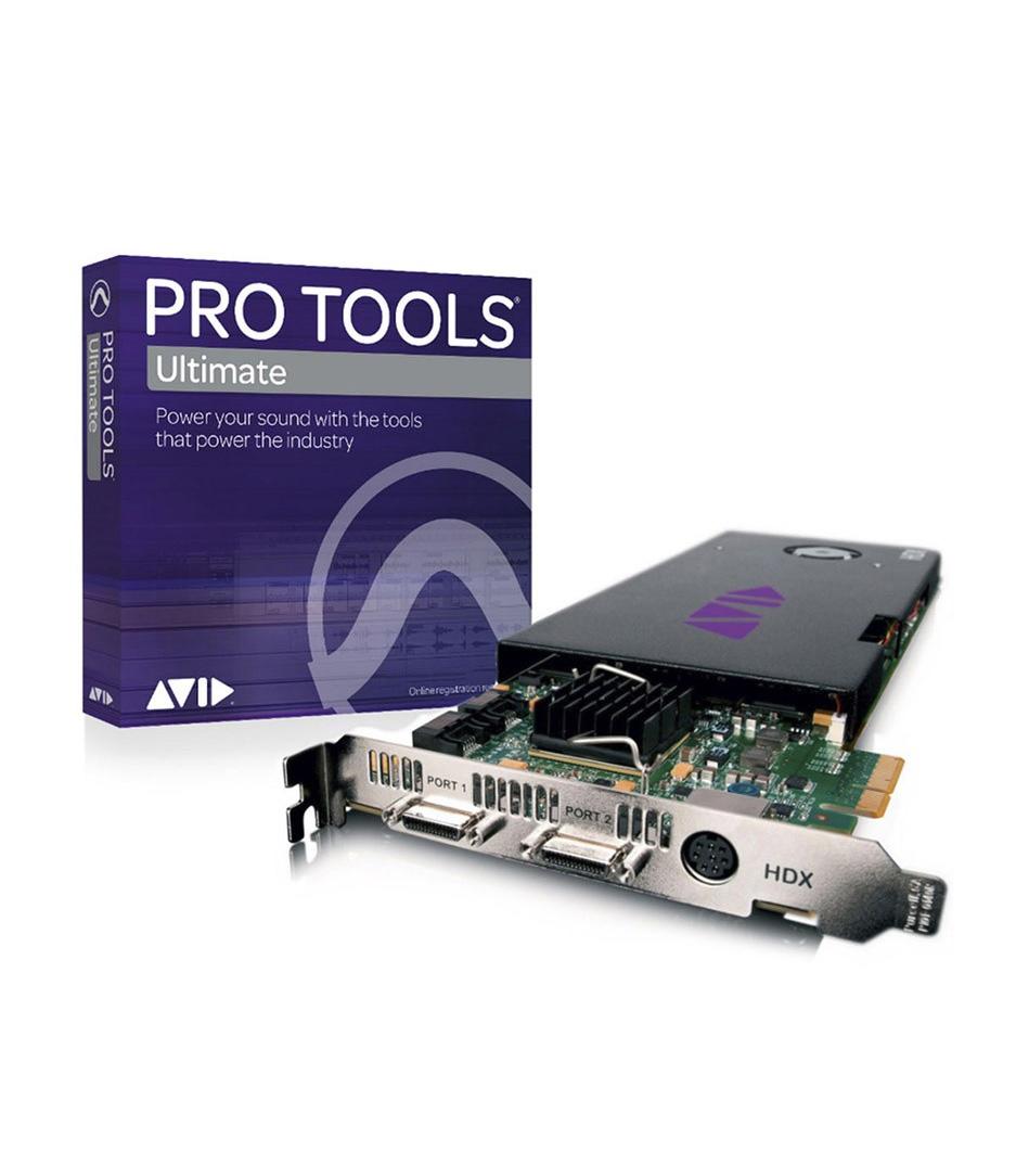 NMK Dubai - Avid Pro Audio - 9935 71763 00 BOM Pro Tools HDX Core with Pro Tool