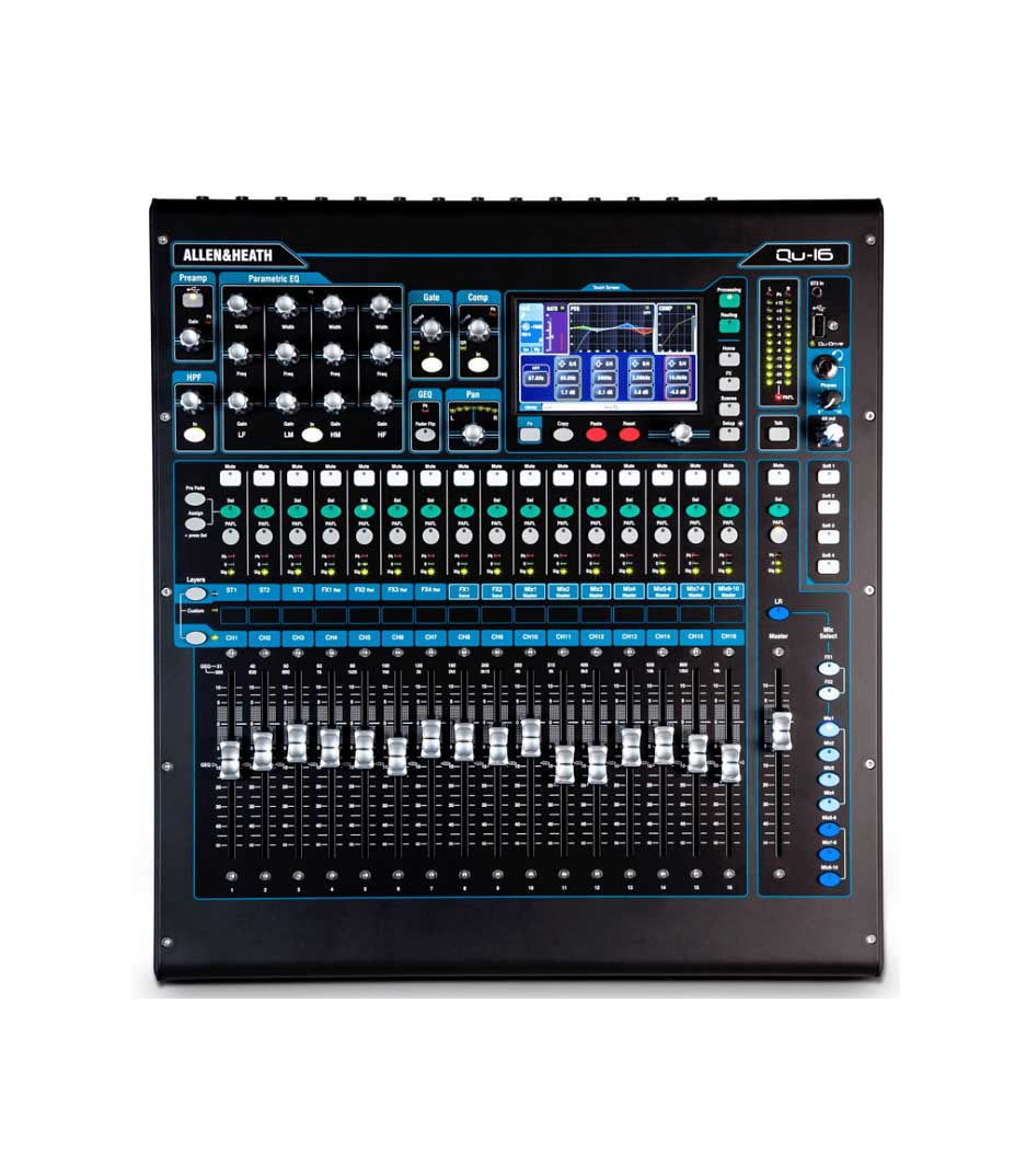 buy allen&heath qu 16