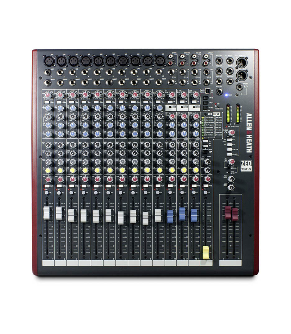 buy allen&heath zed16fx