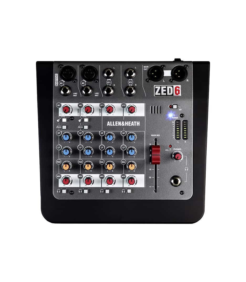 buy allen&heath zed6