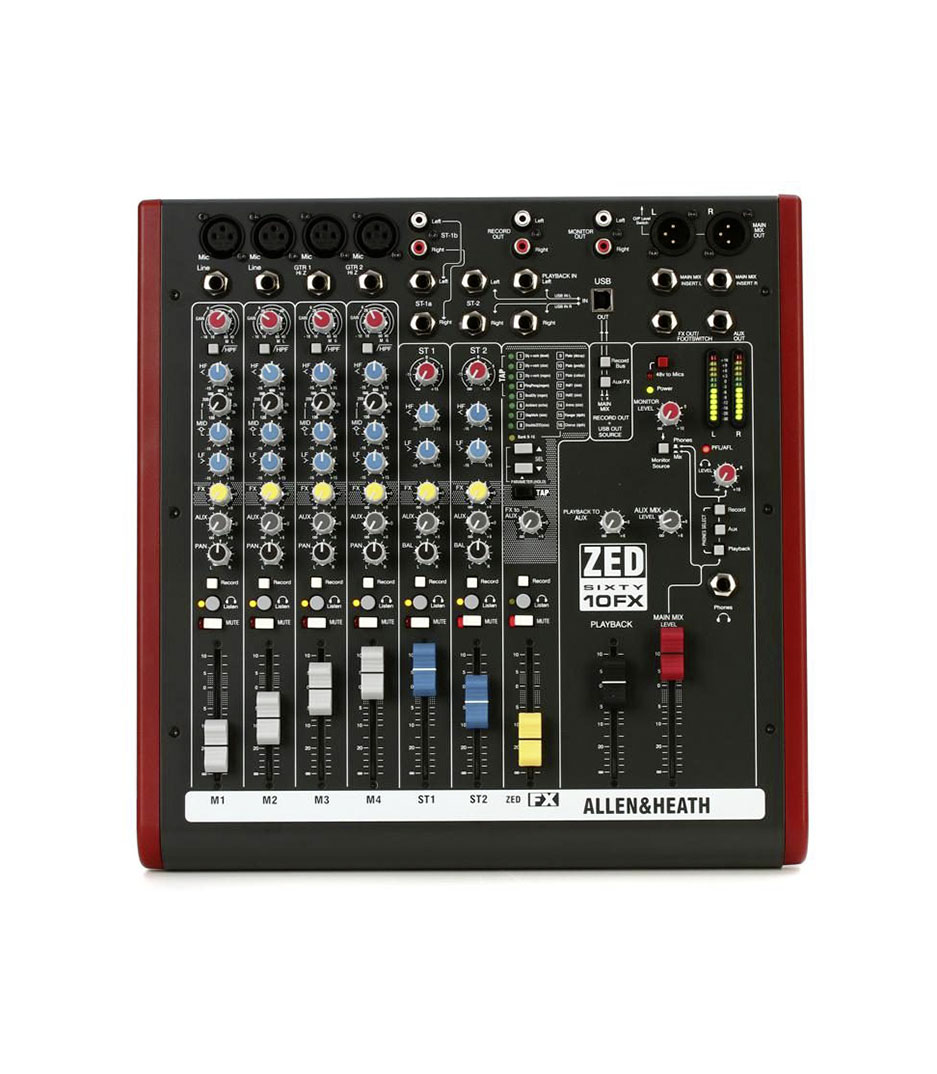 buy allen&heath zed60 10fx