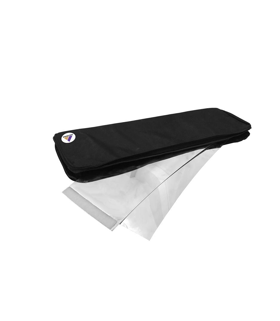 AX5FLXCVRWT8 Set of 8 white Flex Covers for AX5