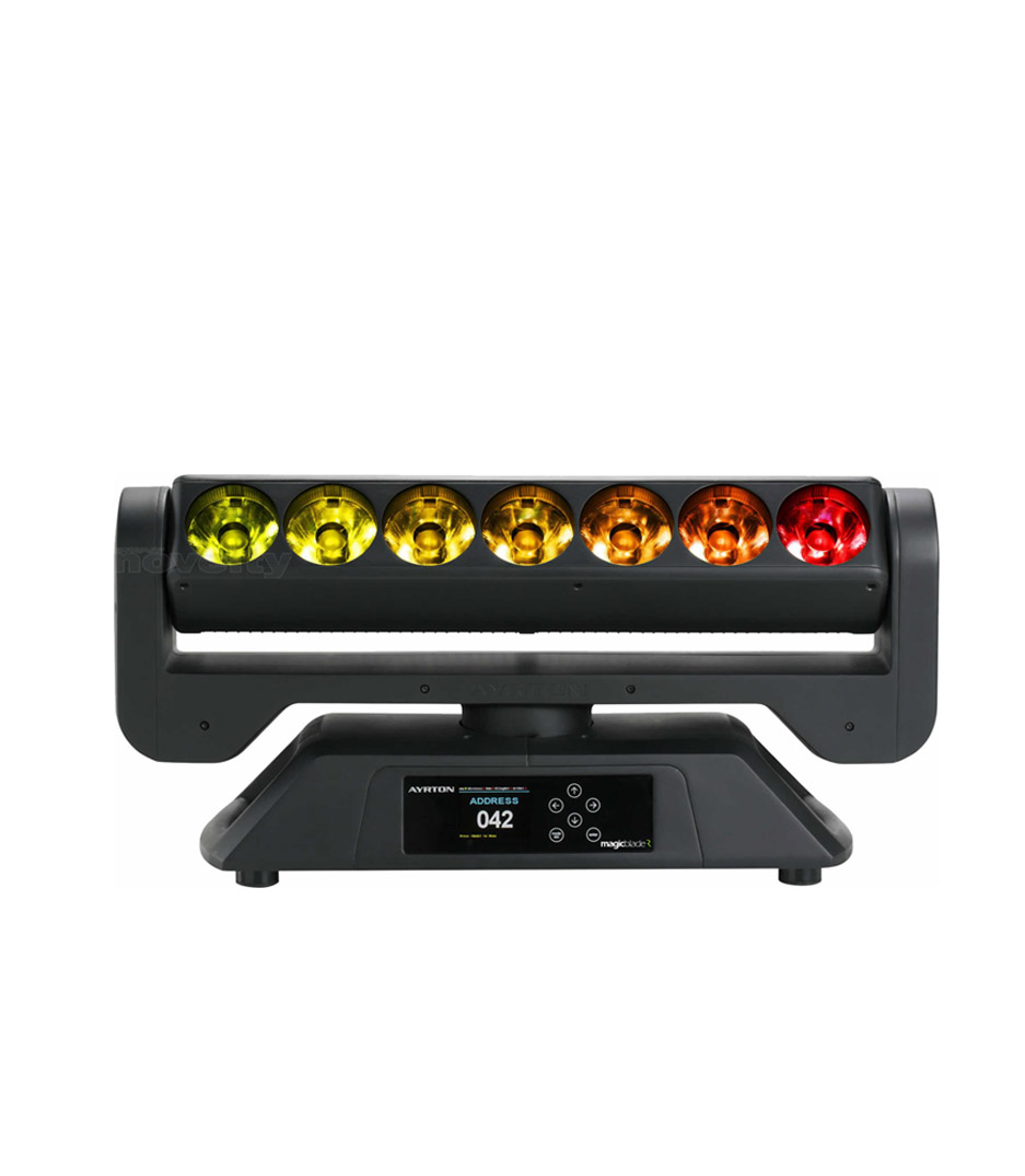 15250 MAGICBLADE R  100 W RGBW LED  4.5  IP20