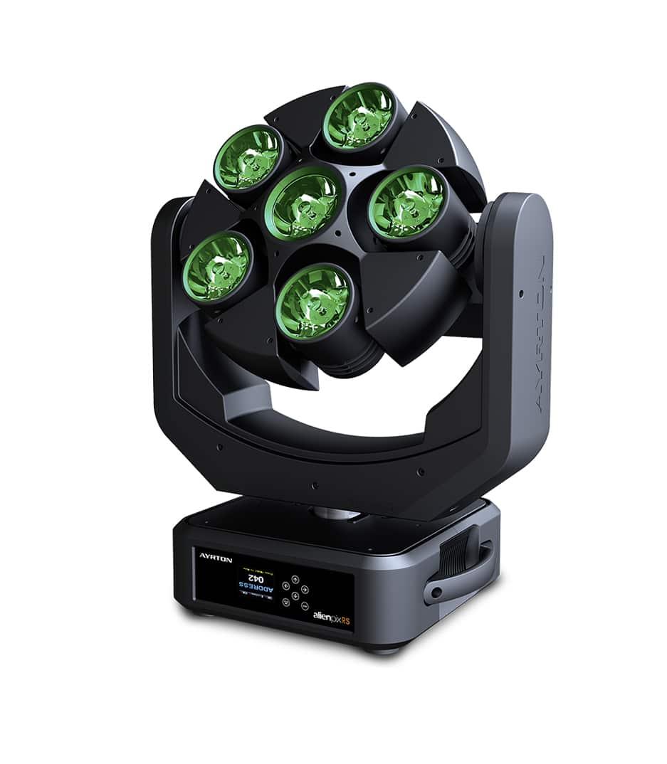 15850 ALIENPIX RS  180 W RGBW LED  3.5  IP20