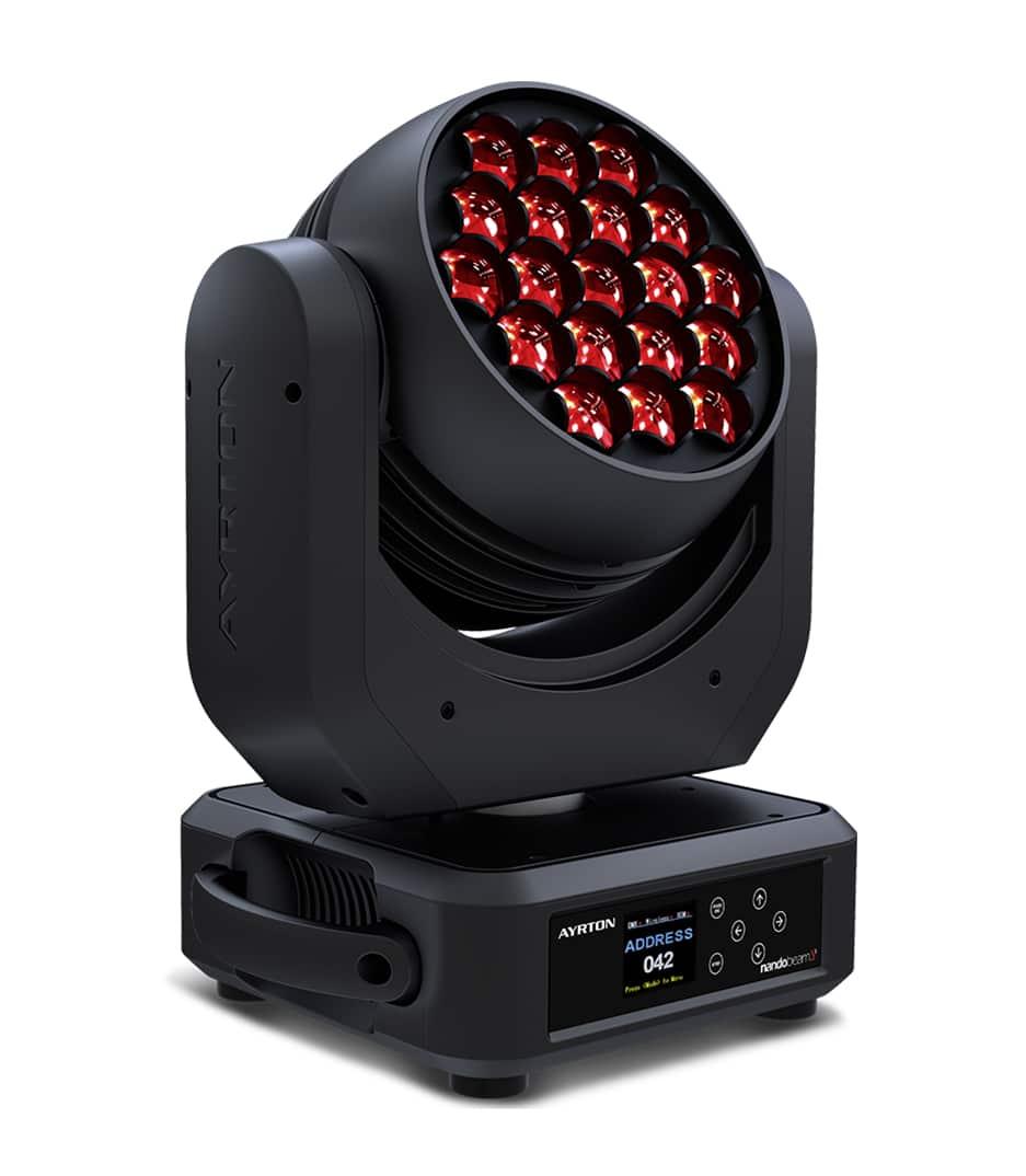13350 NANDOBEAM S3  300 W RGBW LED  8 TO 40  IP20
