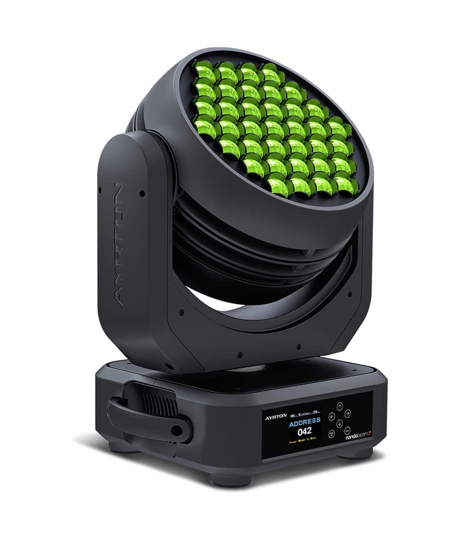 13450 NANDOBEAM S6  600 W RGBW LED  8 TO 40  IP20
