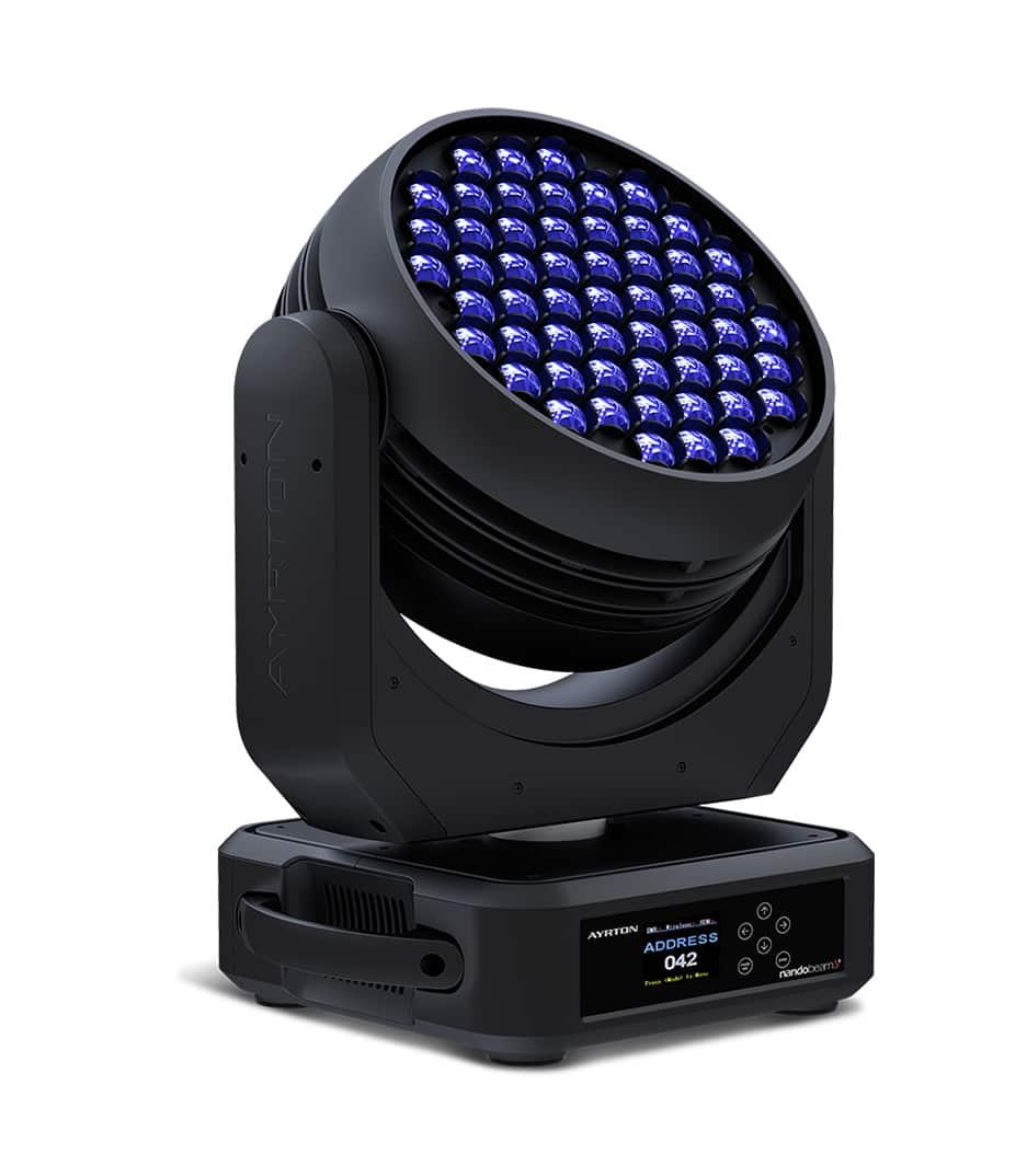 13550 NANDOBEAM S9  900 W RGBW LED  8 TO 40  IP20
