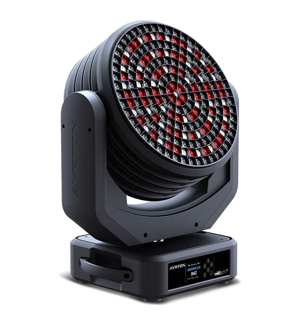 13840 WILDSUN S25  2 500 W RGBW LED  10 TO 60  IP2