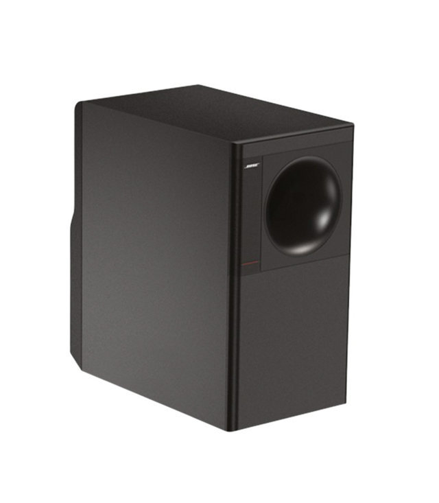 FS3 Surface Mount Cube Black