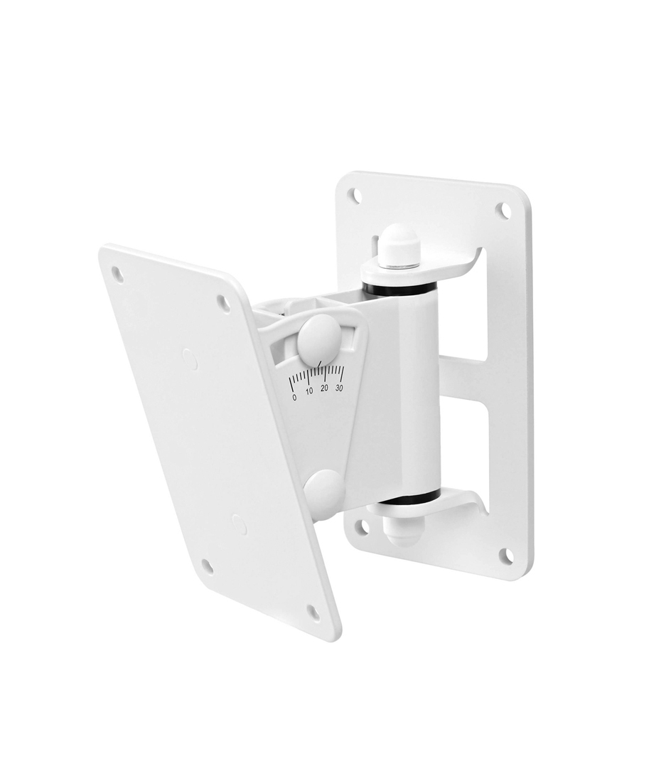 RoomMatch UtIlity Pan and Tilt bracket White