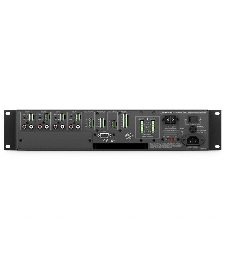 DXA 2120 Digital Amp Mixer - Buy Online