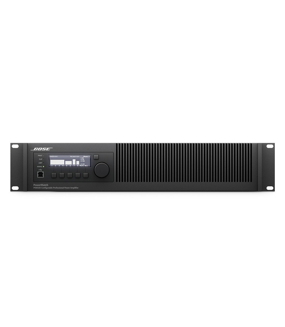 PM8500N PowerMatch Amplifier