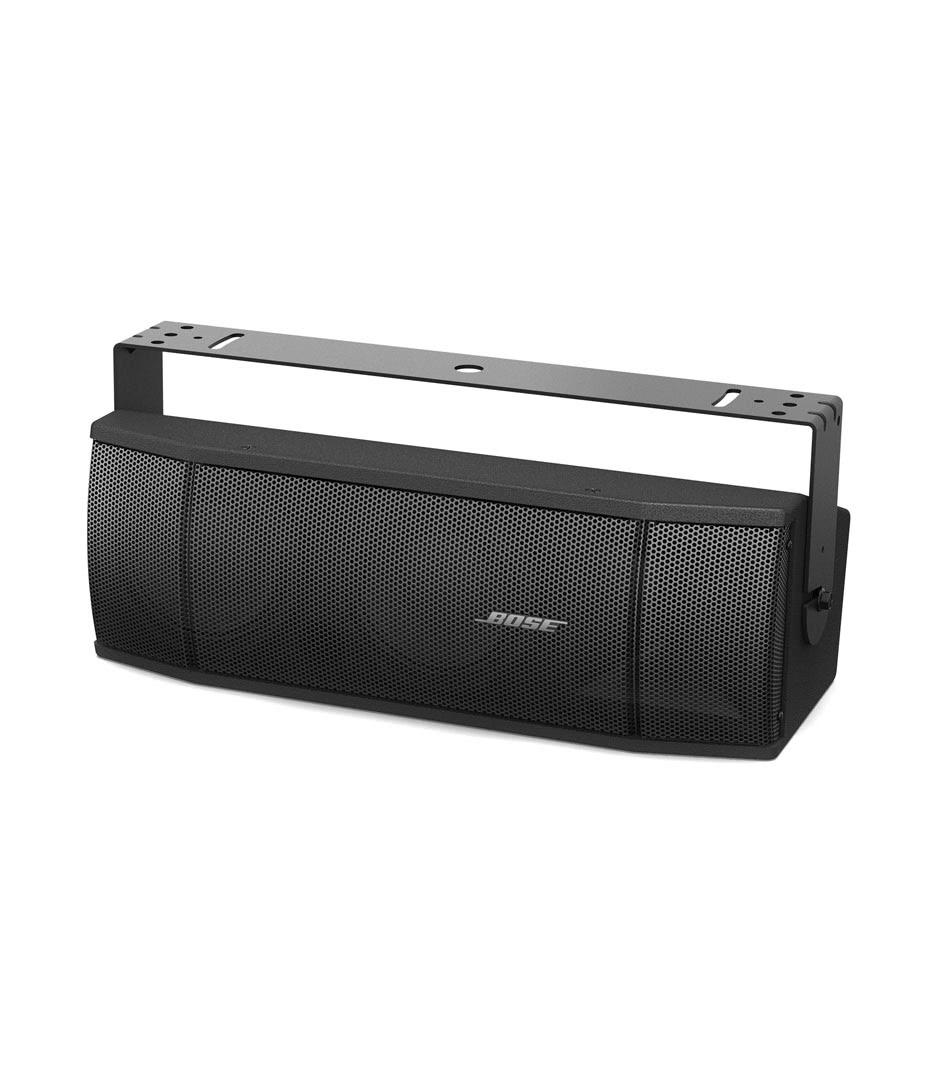 RMU 206 Black Loudspeaker 120x60