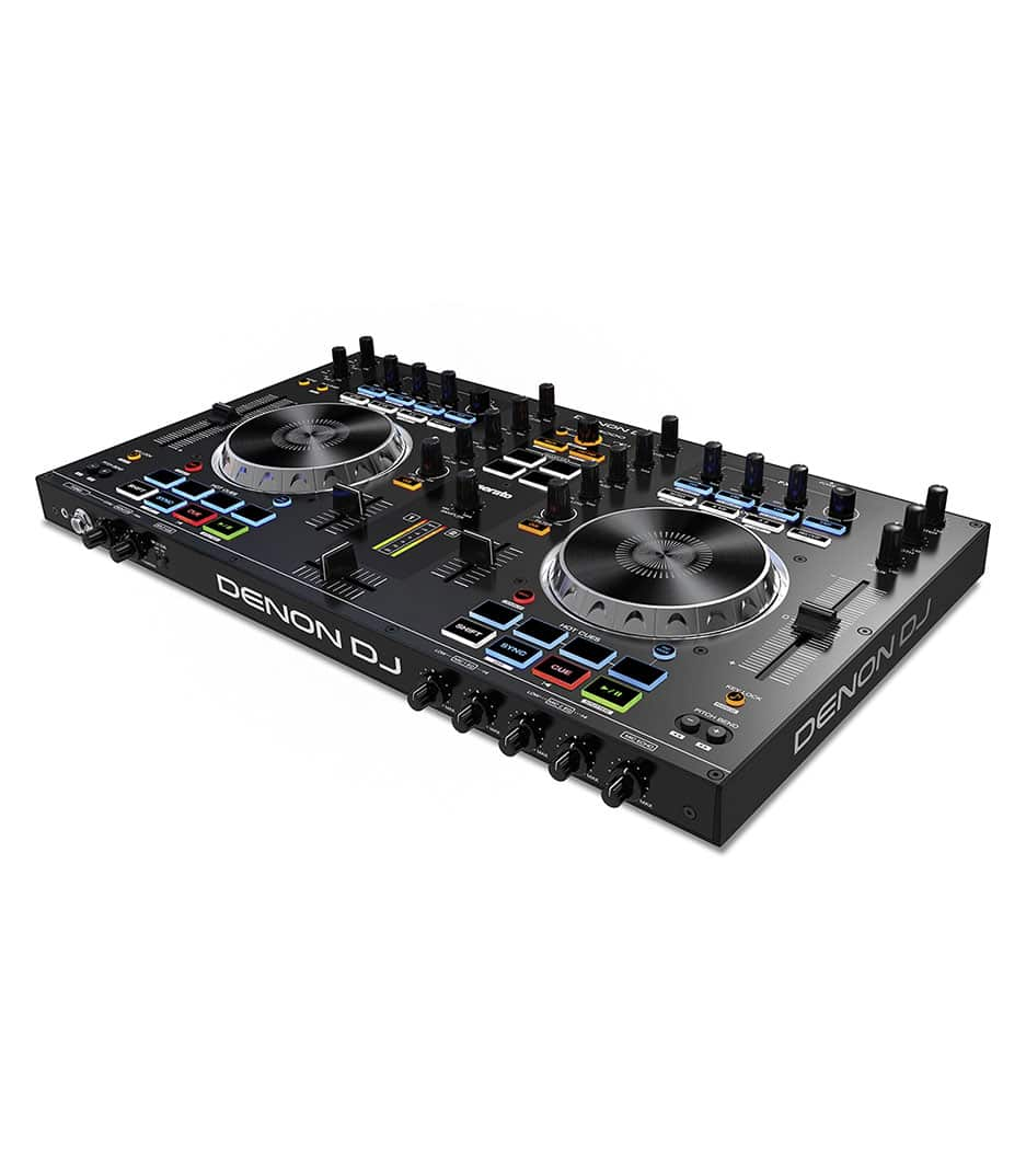 Denon DJ - MC4000 Premium 2 Deck controller for Serato - Melody House