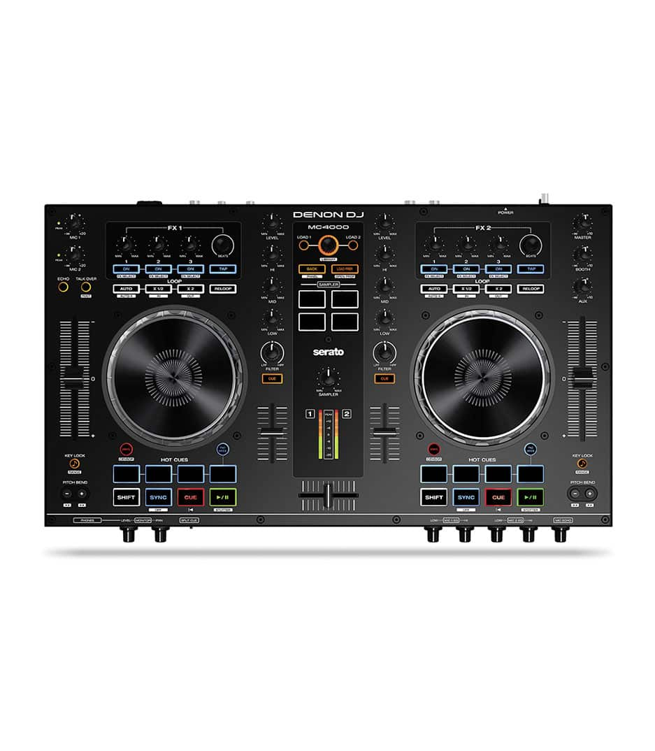Buy Denon DJ - MC4000 Premium 2 Deck controller for Serato