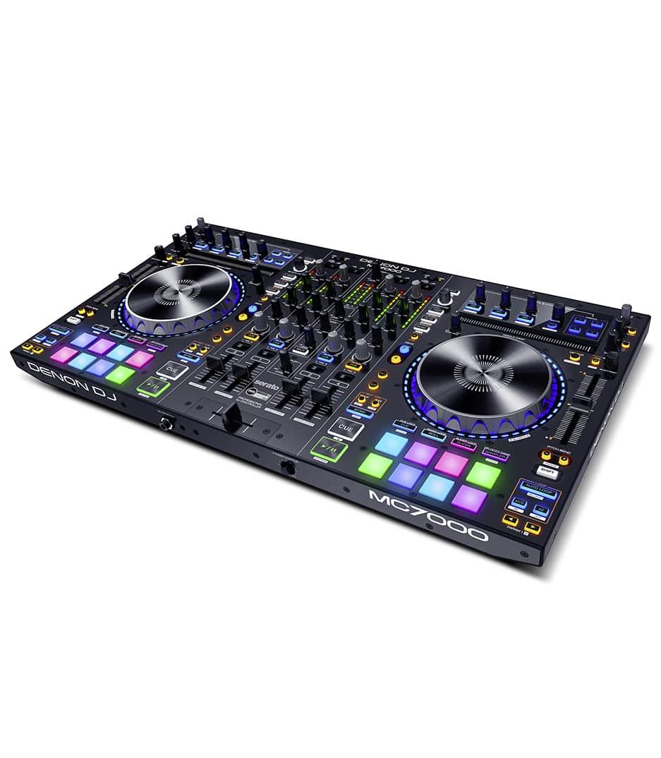 Denon DJ - MC7000 4 channel Serato controller - Melody House