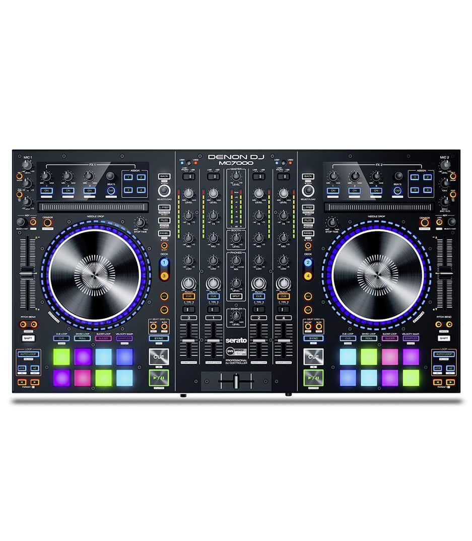 Buy denon dj MC7000 4 channel Serato controller Melody House