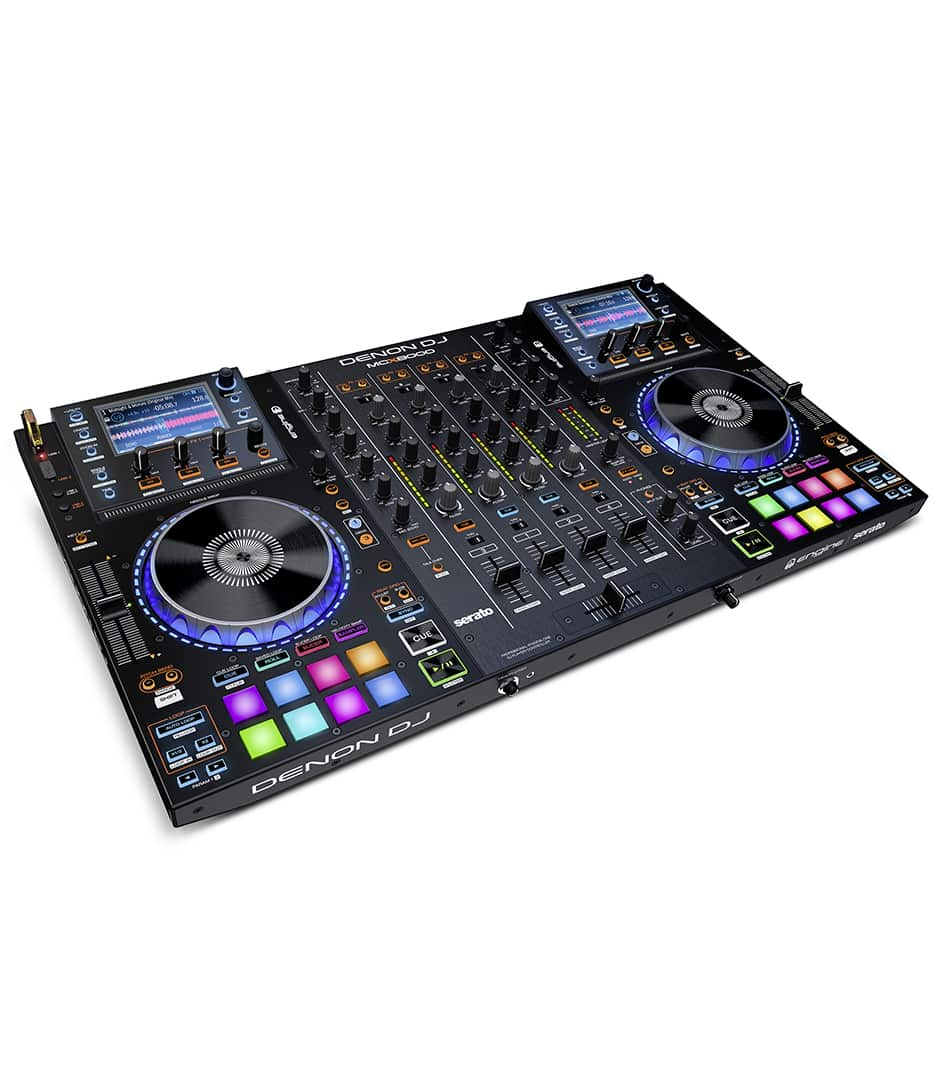 Denon DJ - MCX8000 - Melody House Musical Instruments
