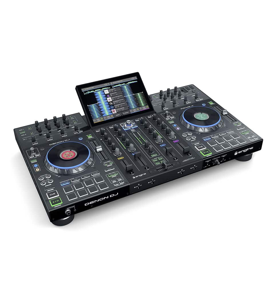 Denon DJ - Prime 4 - Melody House Musical Instruments
