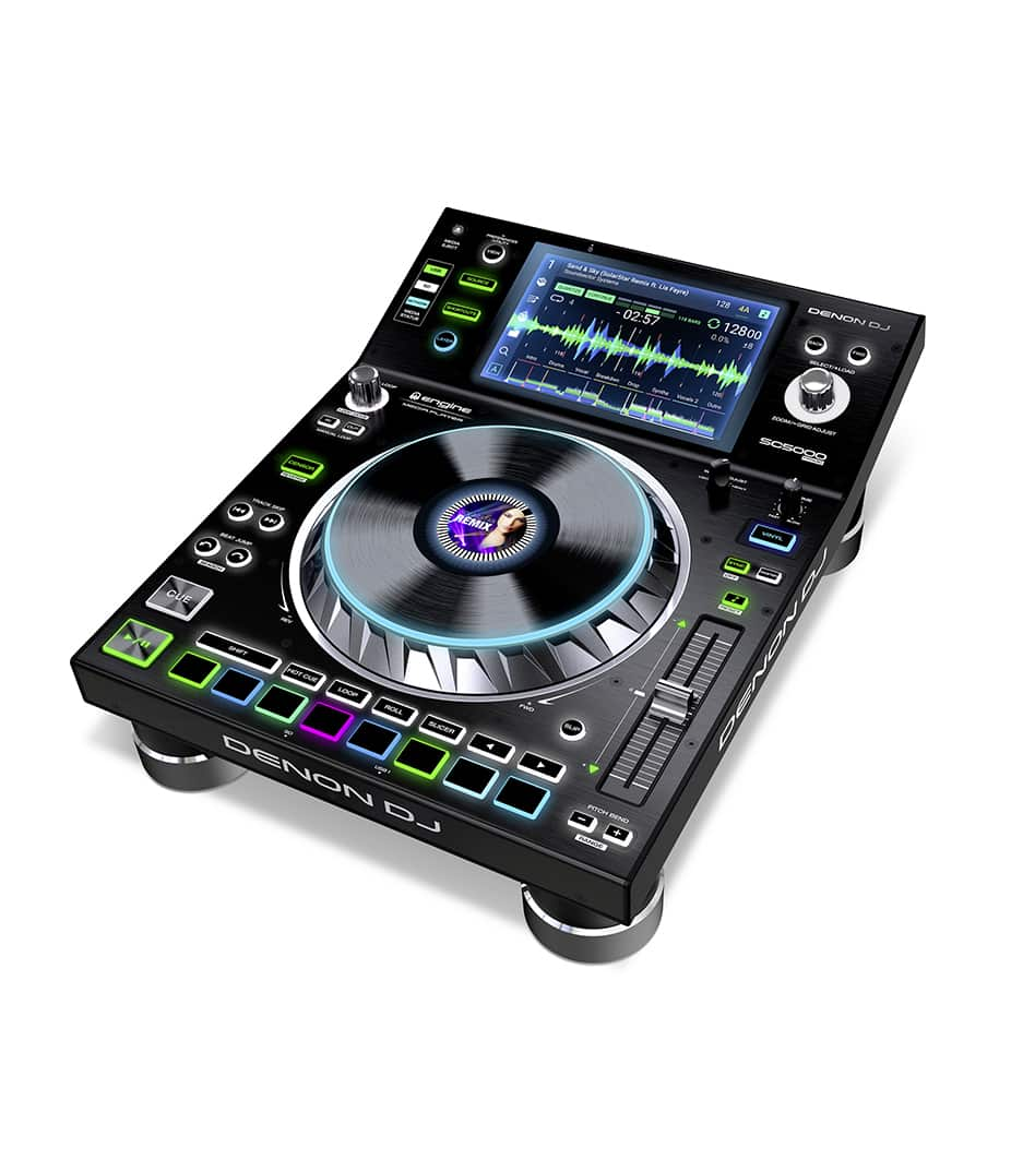 Denon DJ - SC5000 PRIME Professional DJ Media Player - Melody House