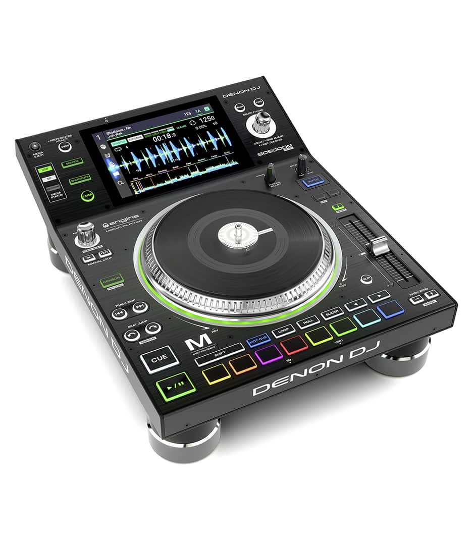 Denon DJ - SC5000M PRIME Professional DJ Media Player - Melody House