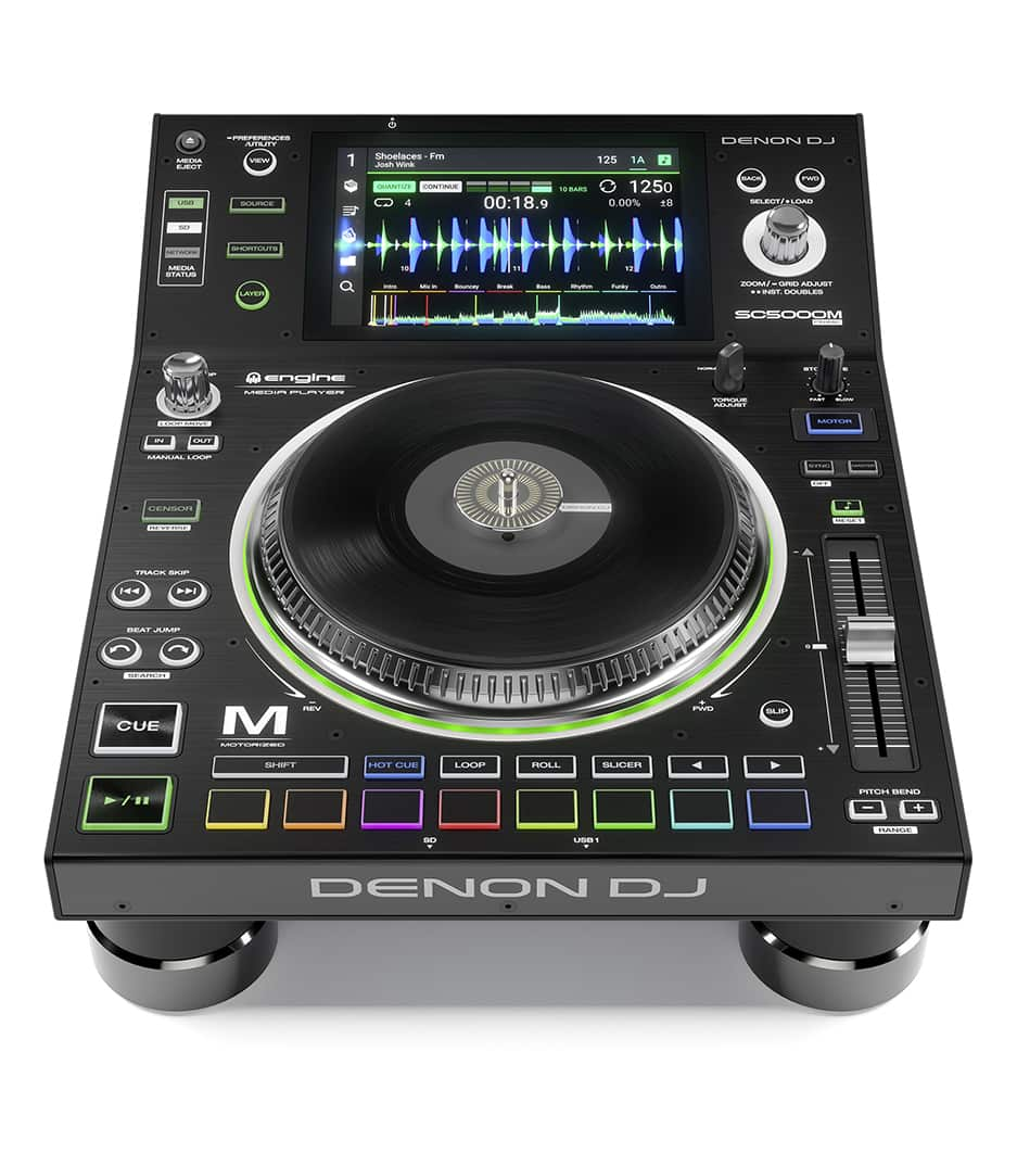 Buy Denon DJ - SC5000M PRIME Professional DJ Media Player