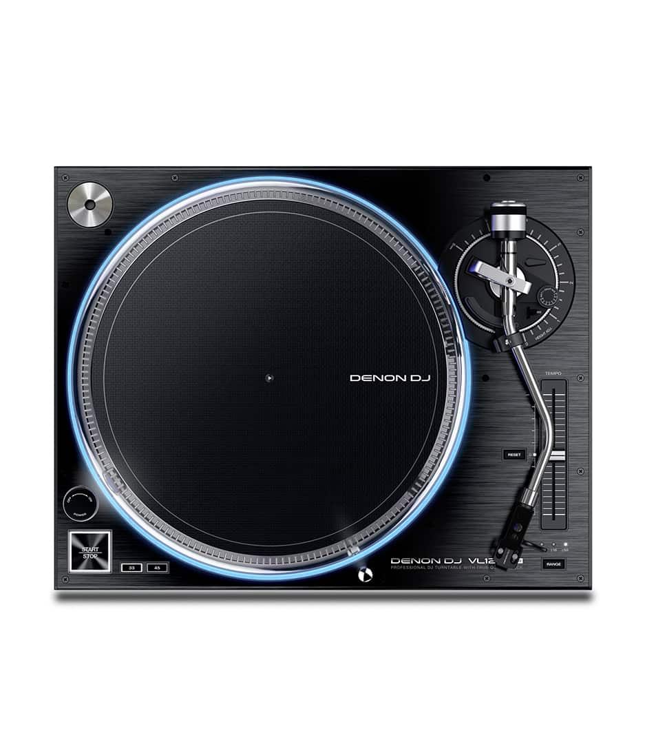 Denon DJ - VL12 PRIME Professional Turntable