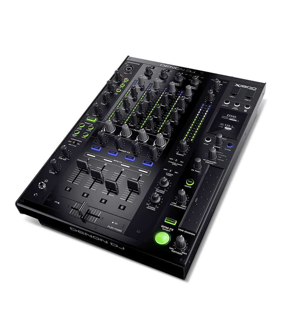 Denon DJ - X1800PRIME - Melody House Musical Instruments