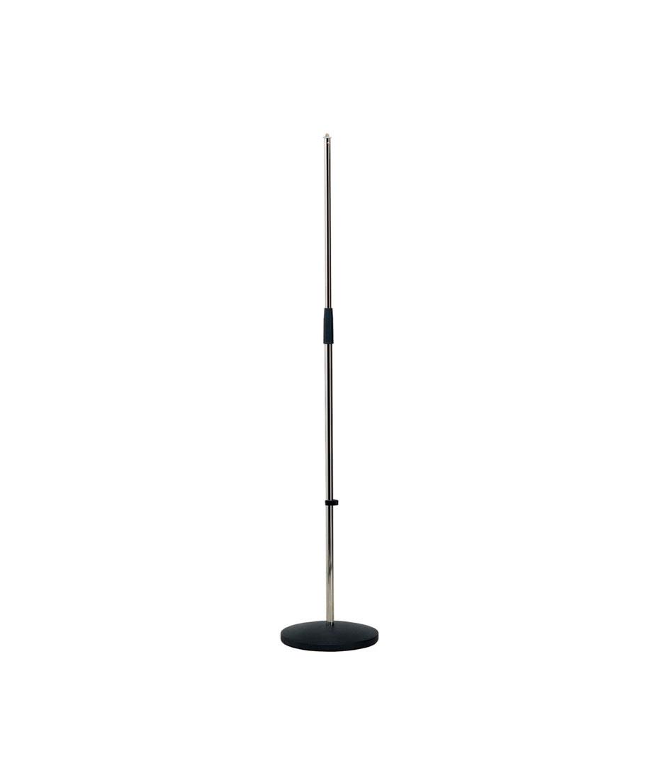 buy k&m 26010 500 01 adjustable microphone stand nickel