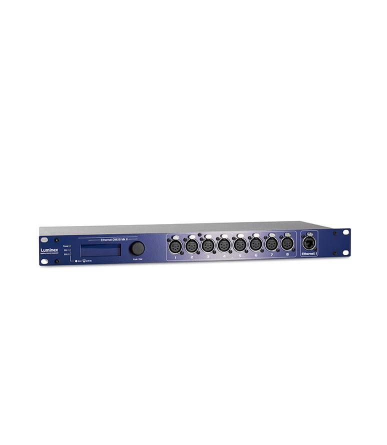 LU 01 00037 Ethernet DMX8 Mkil - Buy Online