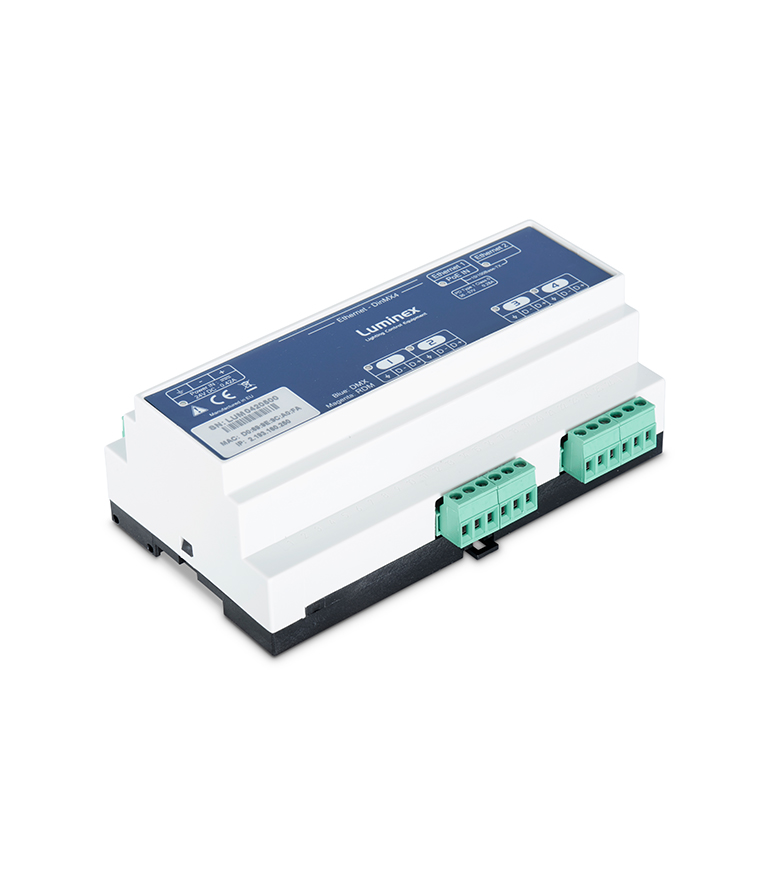 Ethernet DinMX4 on RJ45 - Buy Online