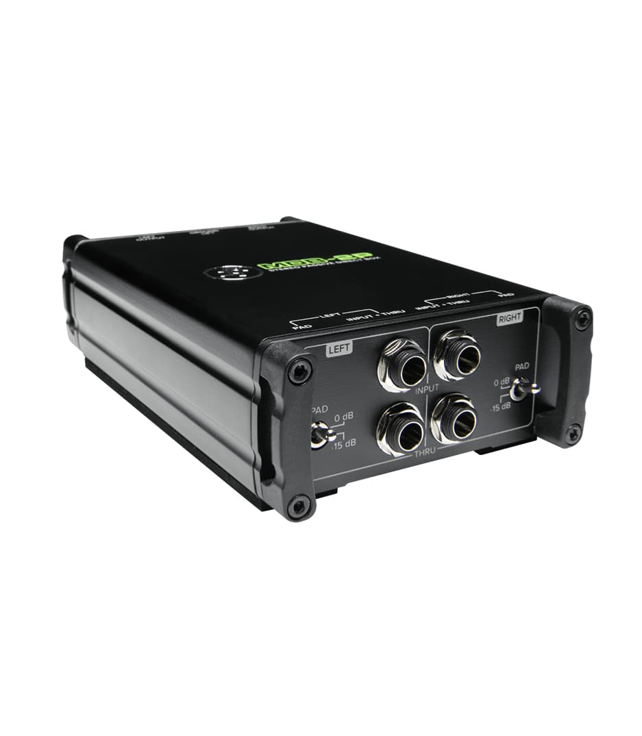 MDB 2P Stereo Passive Direct Box - Buy Online