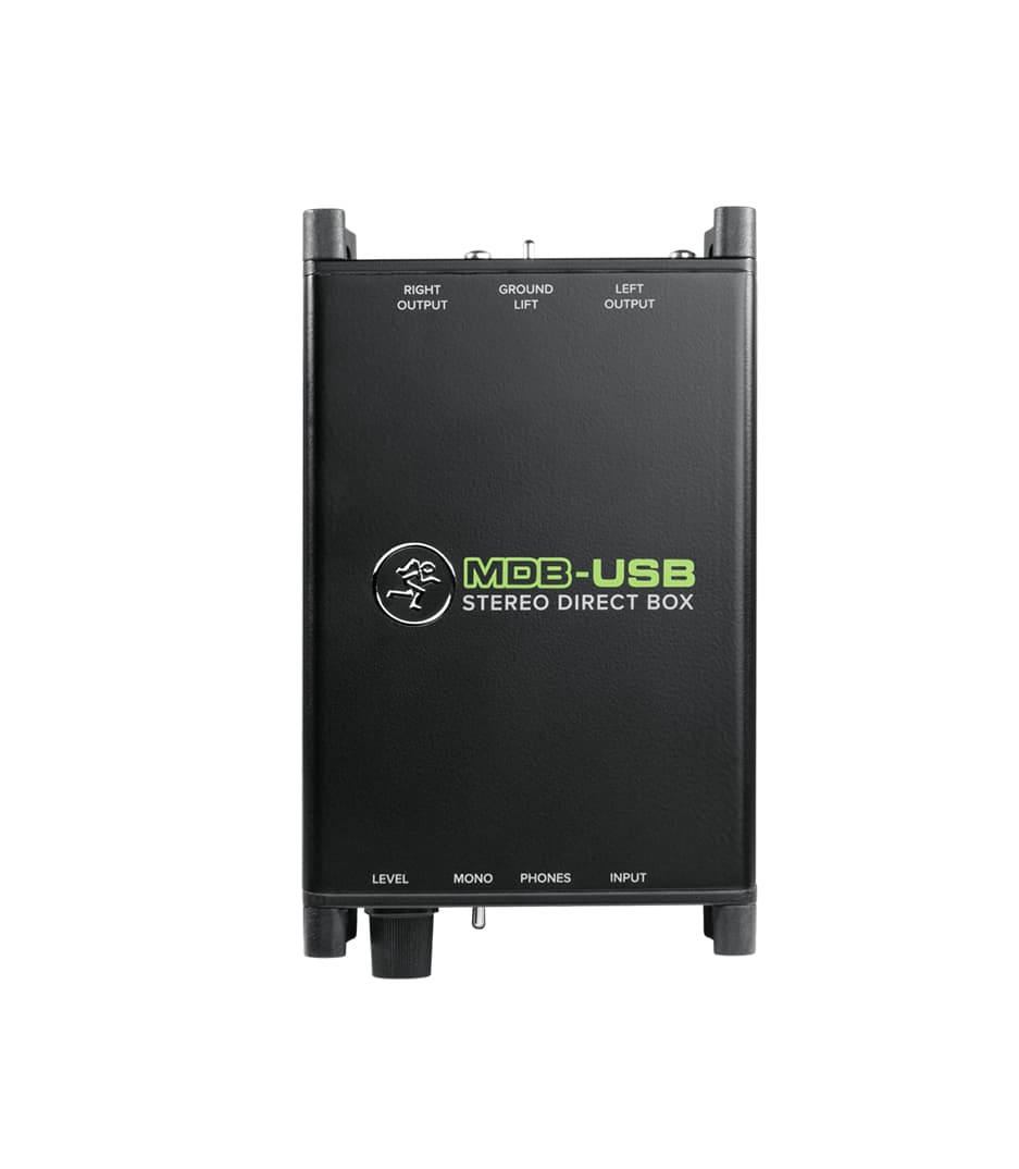 MDB USB Stereo Direct Box