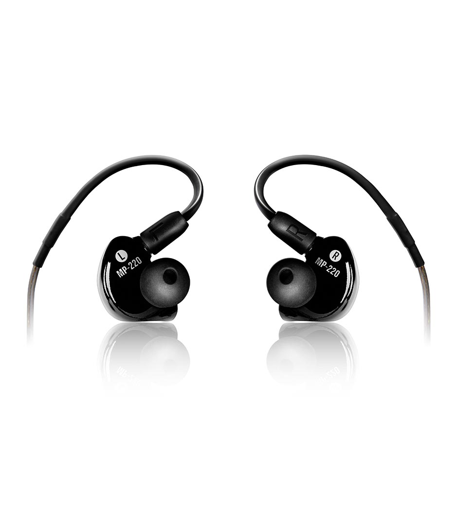 Mackie - MP 220 Dual Dynamic Driver earphones - Melody House