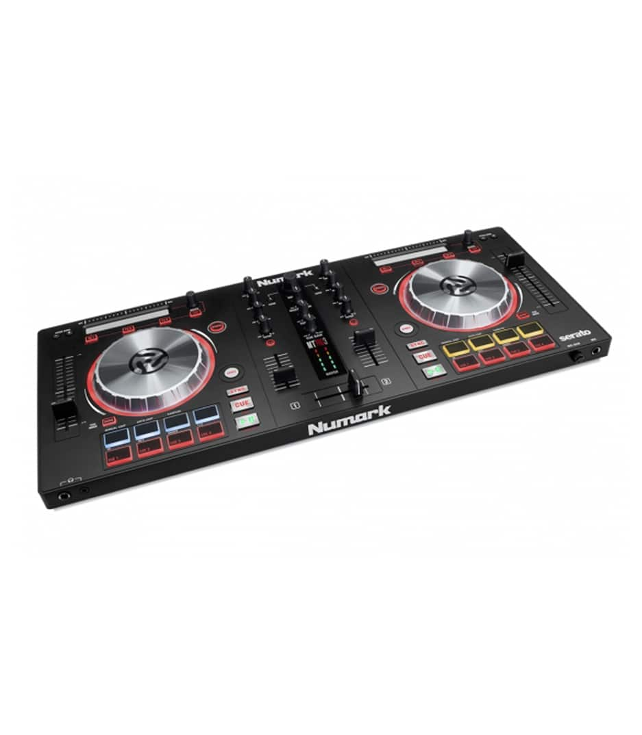 MIXTRACKPLATINUM DJ Controller With Jog Wheel Disp - Buy Online
