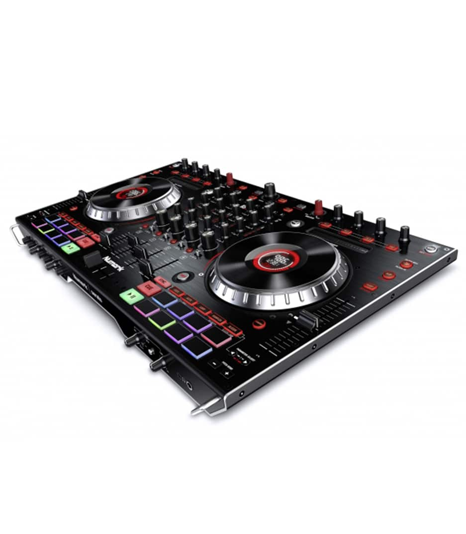 Numark - NS6II 4 Channel Premium DJ Controller - Melody House