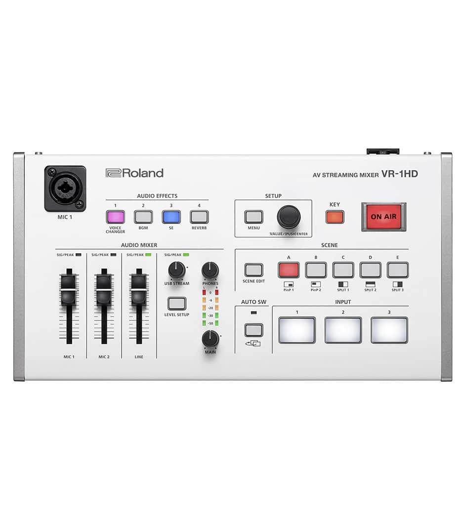 VR1HD AV Streaming Mixer