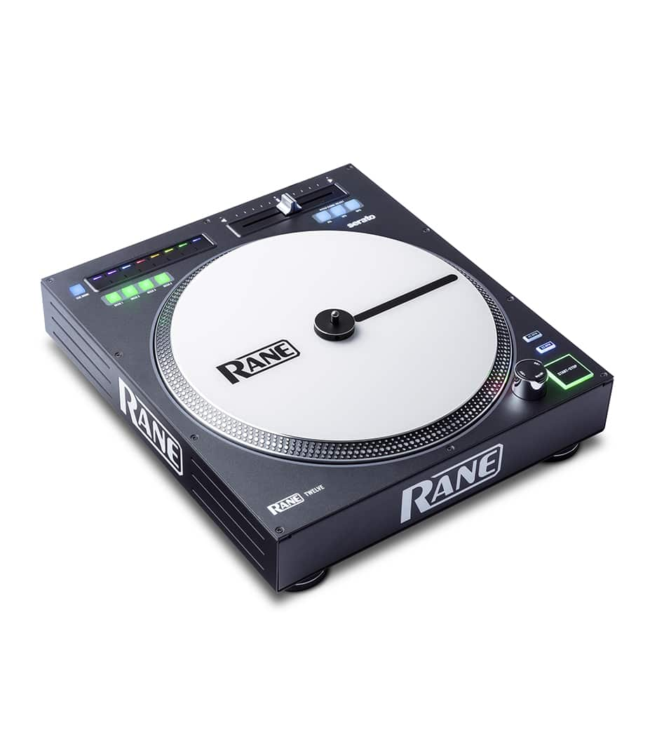 Rane DJ - TWELVE motorized control turntable - Melody House