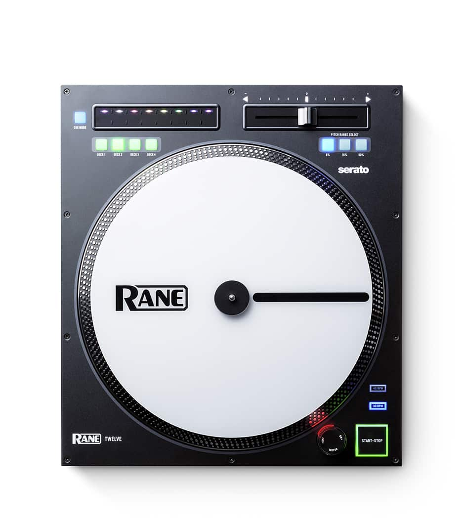 Buy Rane DJ - TWELVE motorized control turntable