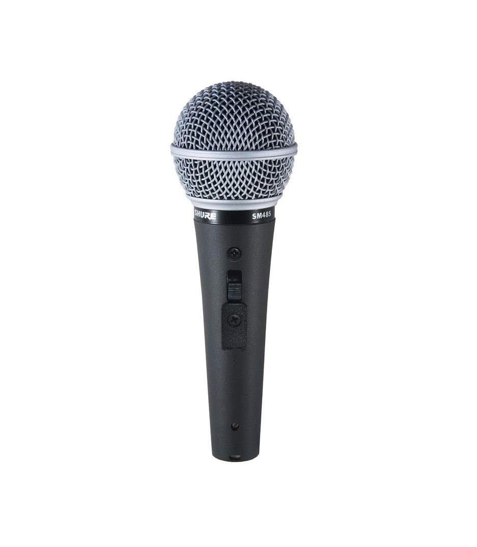 Shure - SM48S LC - Melody House Musical Instruments