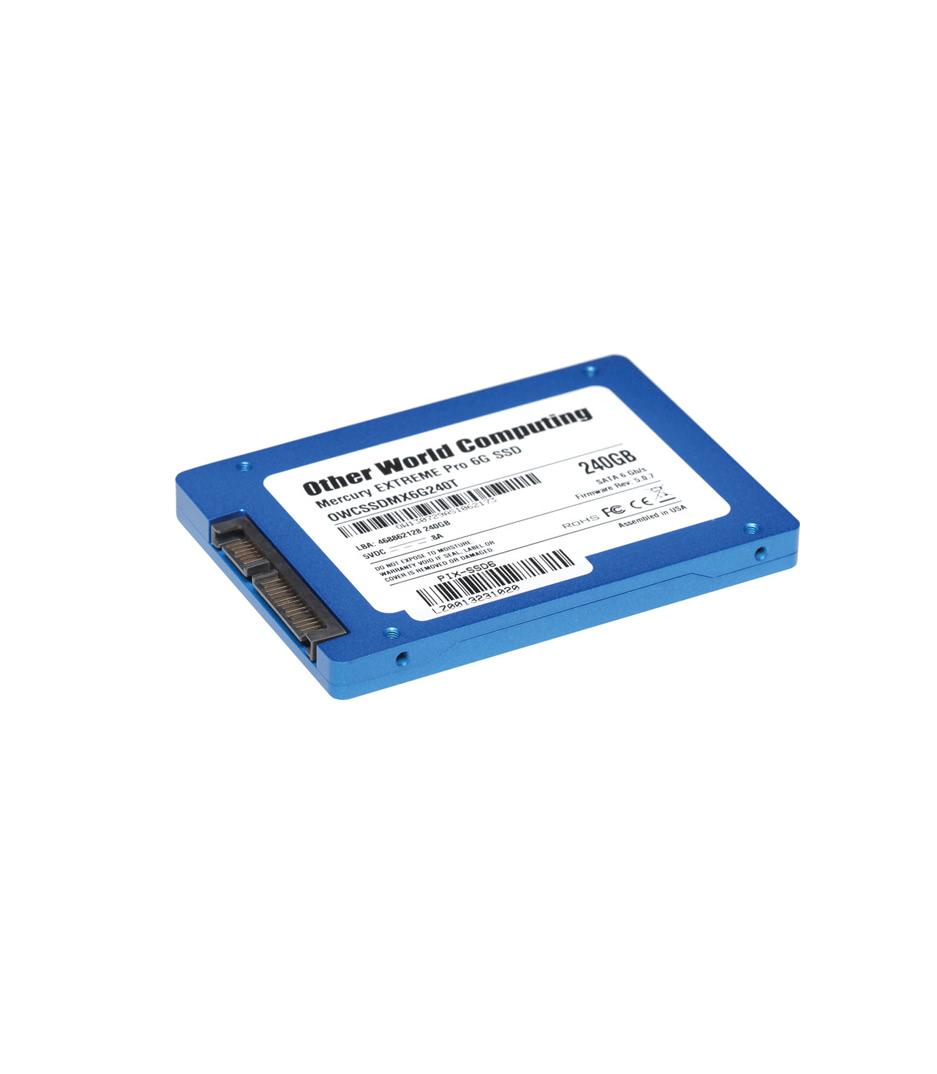 PIX SSD6 240 GB capacity, 2.5