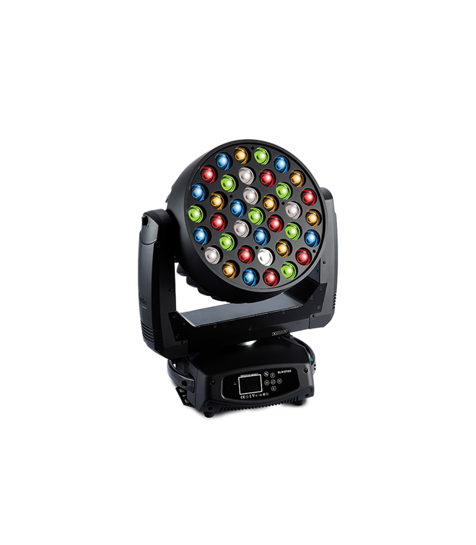 GLW370Z II 37x15 Quad LED Moving Head Wash