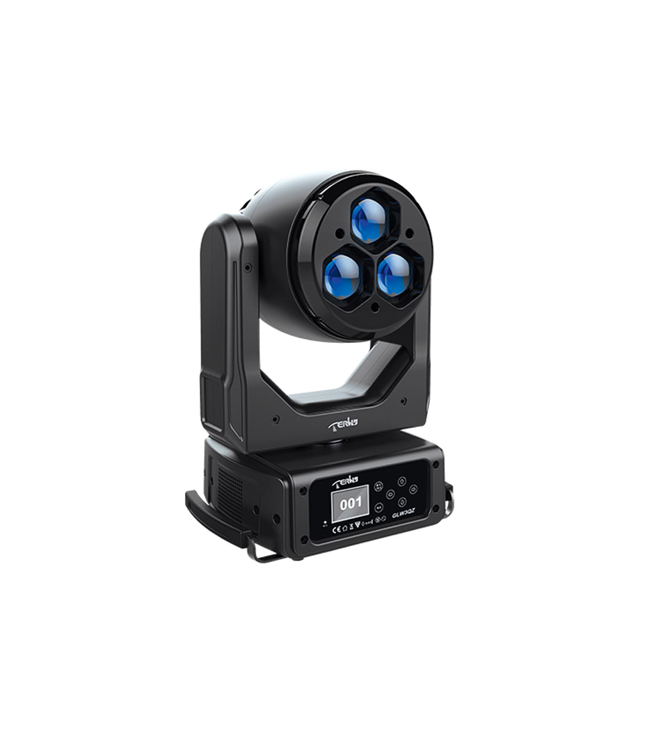 GLW3QZ LED wash moving head
