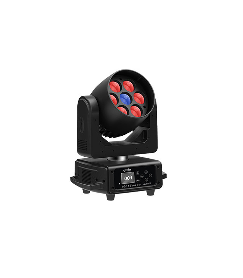 GLW7QZ LED wash moving head