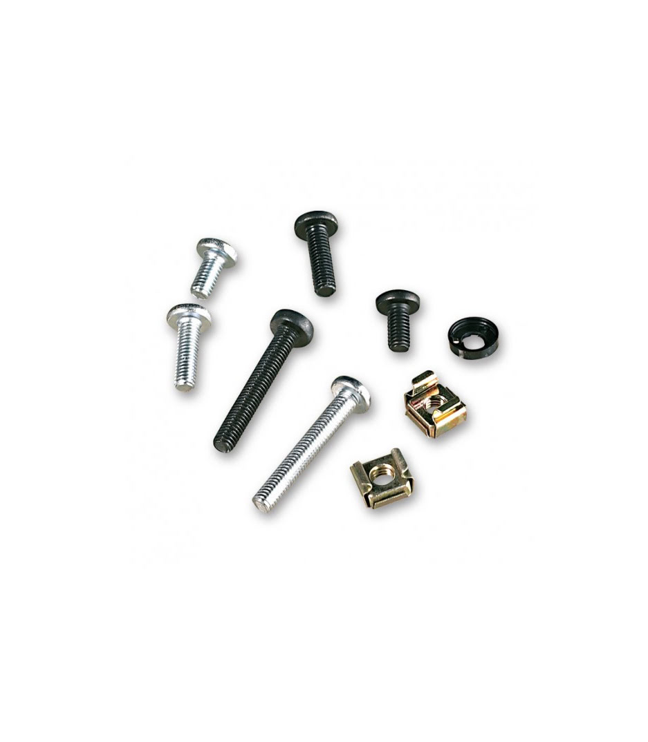 700 024 050 M6 screw silver 12 mm x 50